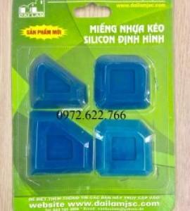 Miếng nhựa miết mạch silicon