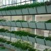 Bộ khung chậu trồng rau ốp tường QA03-04