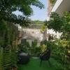 Vườn trên mái – Vườn trên sân thượng