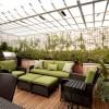 Top 10 mẫu thiết kế sân vườn trên tầng thượng đẹp
