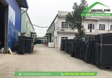 Công ty Quang Anh cung cấp tấm thoát nước số lượng lớn trên toàn Quốc