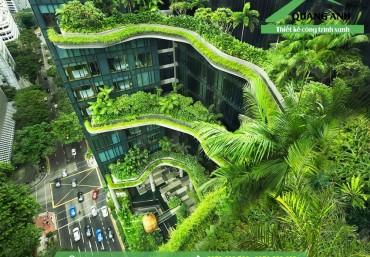 Tại sao nên chọn vỉ thoát nước Quang Anh để thi công các công trình xanh