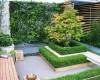 Vườn đứng tuyệt đẹp cho không gian nhà ở