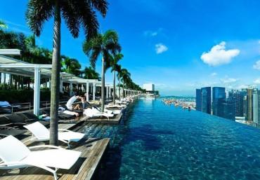 5+ sân thượng khách sạn đẹp trên thế giới