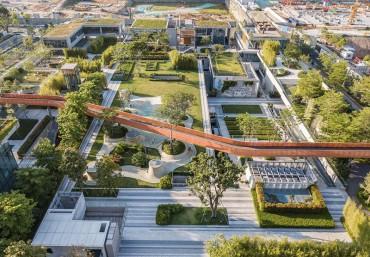 Cùng ngắm nhìn công trình xanh Liuxiandong tại Trung Quốc