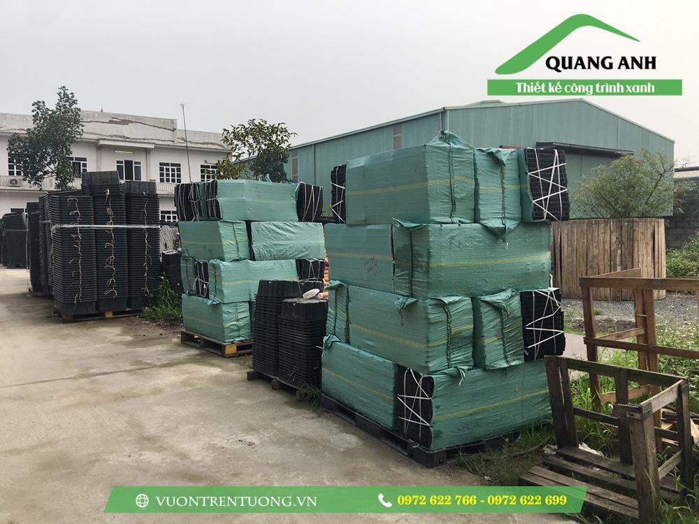 Công ty sản xuất Nhựa Quang Anh