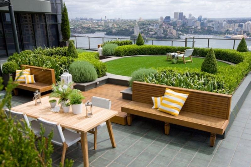 Những lợi ích của vườn trên mái mà bạn nên tham khảo