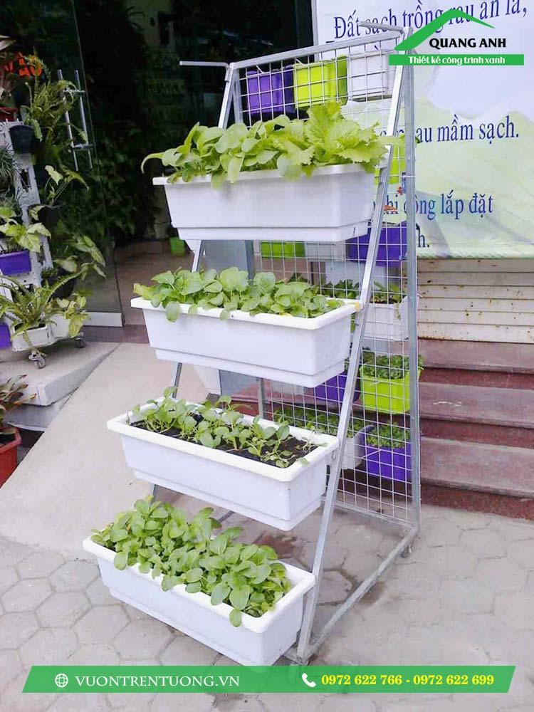 Mua phụ kiện trồng rau thông minh ở đâu?