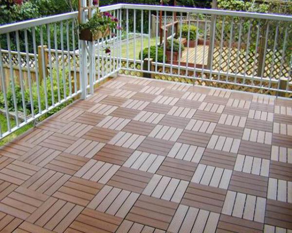 7 ưu điểm nổi bật của tấm lót sàn gỗ Quang Anh HCM